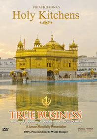 Poster for Holy Kitchens, True Business episode